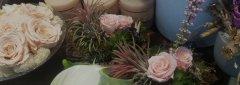 květiny vazby a dekorace
